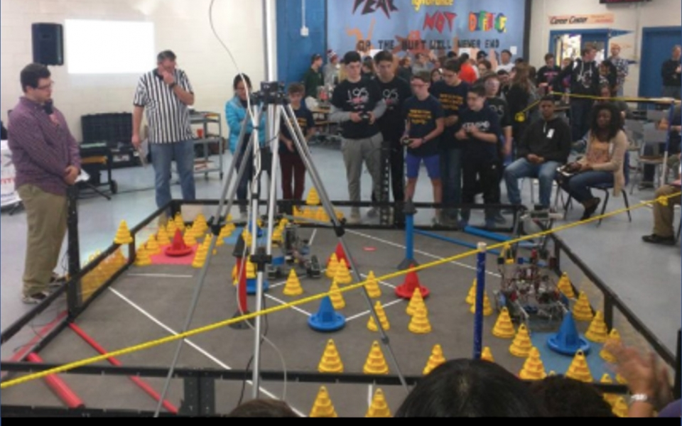 Weston Robotics Clubs @ WIS, WMS and WHS
